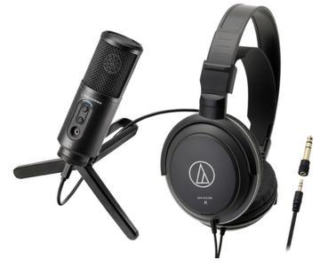 AudioTechnica Bundle Home Studio