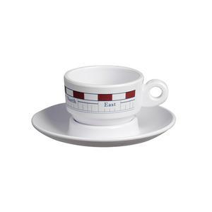 Set Caffè in Melanina Serie MISTRAL di Marine Business - Saldi di Mondo Nautica 24