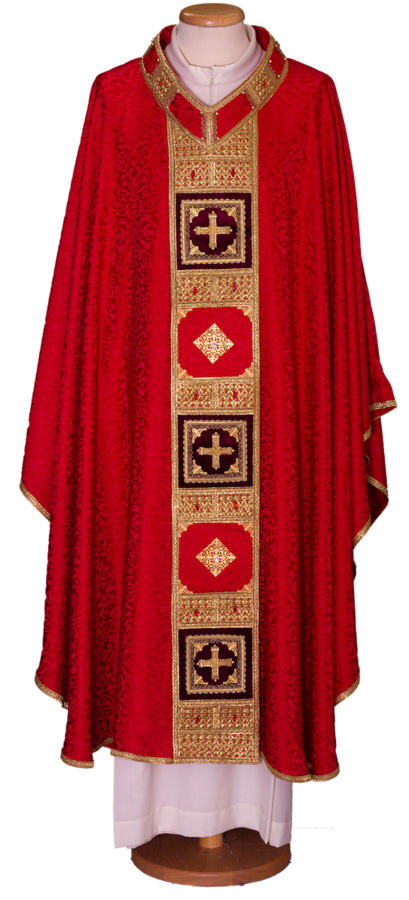 Chasubel with stolon Cod. 65/024829