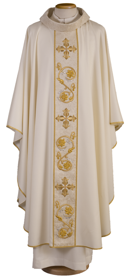 Wool chasuble