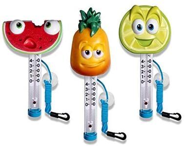 Termometro Tutti Frutti per Piscina Bestway