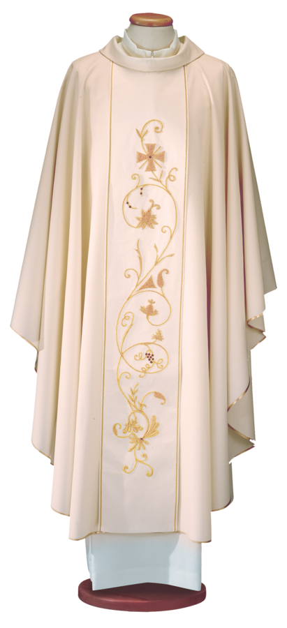 Wool chasuble Cod. 65/ASE233