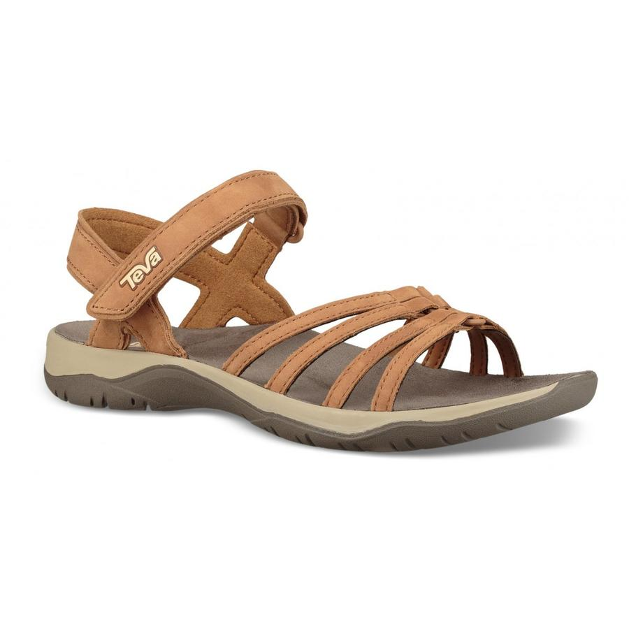 Teva - Elzada Sandal Leather -  Pecan