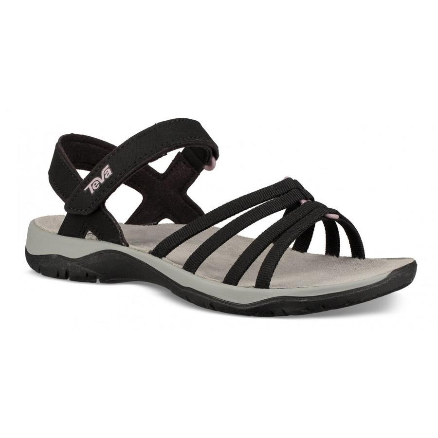 Teva - Elzada Sandal Web -  Black
