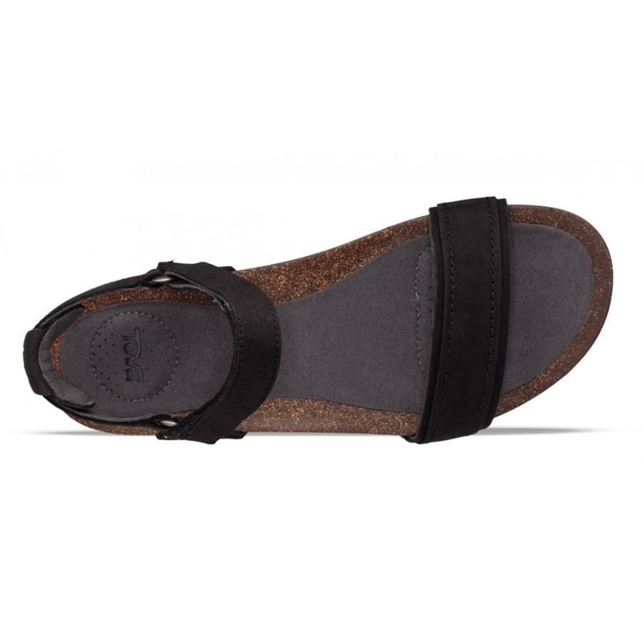 Teva - Mahonia Stitch W  -  Black