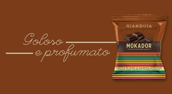 "50 GIANDUIA "" MOKADOR """