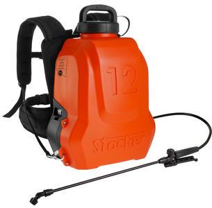 Pompa a Batteria STOCKER 226 ERGO 12 LT con Guarnizioni FPM