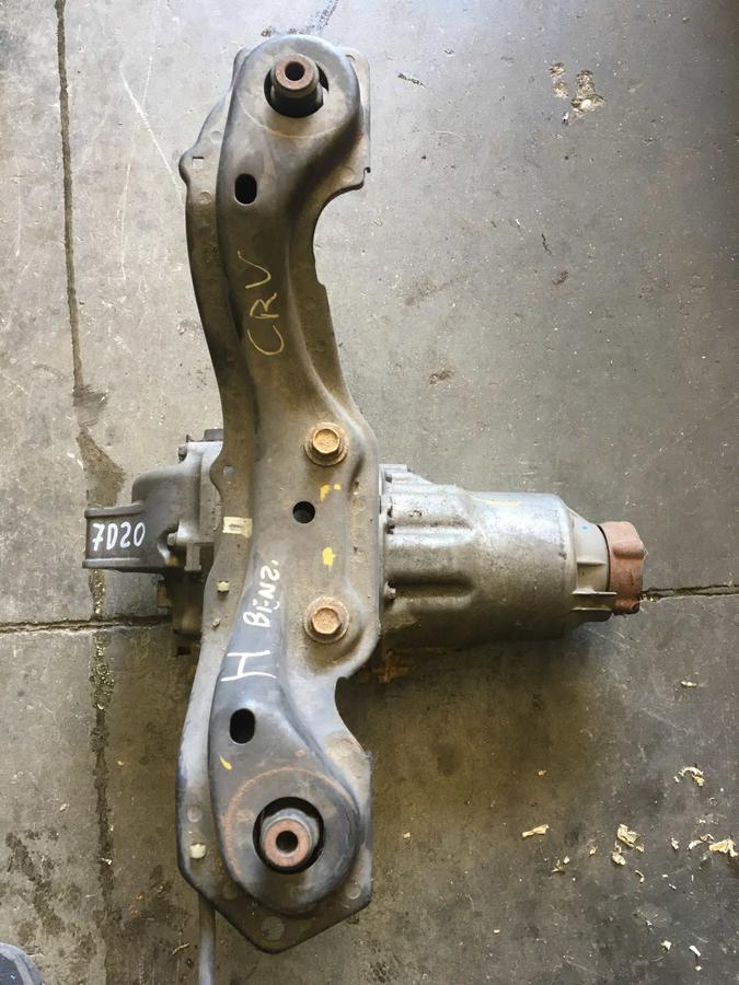 Differenziale Posteriore Honda CRV - P6R7080399