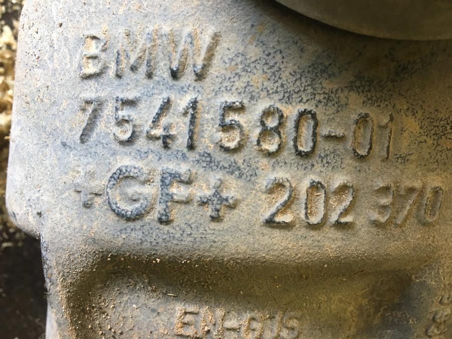 Differenziale Posteriore BMW Serie 1 E81/E87 - 754158001