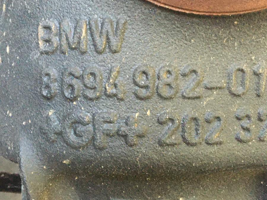 Differenziale Posteriore BMW F20 - 8694982-01