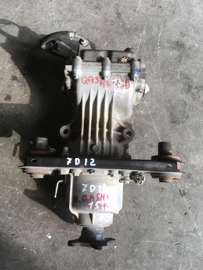Differenziale Posteriore Nissan Qashqai TD - R1452A
