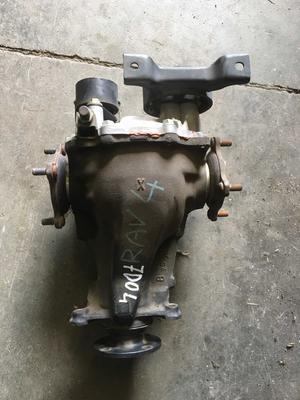 Differenziale Posteriore Toyota Rav4 D-4D - 4111042011