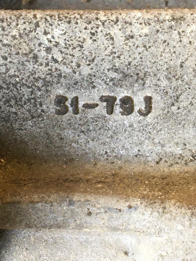 Differenziale Posteriore Fiat 16 Suzuki 4x4 - S1-79J