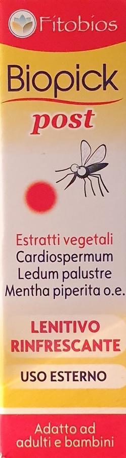 BIOPICK POST - Lenitivo, rinfrescante, dopo puntura - Roller da 10 ml
