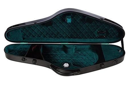 Astuccio travel in PVC per violino 4/4 NERA