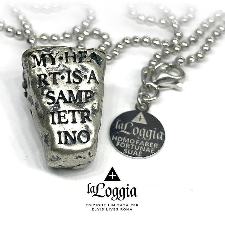 Collana Sampietrino - Argento 925