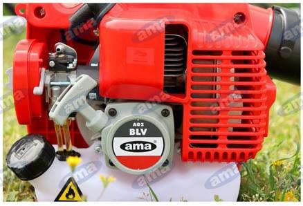 Soffiatore Aspiratore a scoppio AMA Soffiatore aspiratore a valigetta 79085 AMA AG2-BLV 26cc 2 tempi