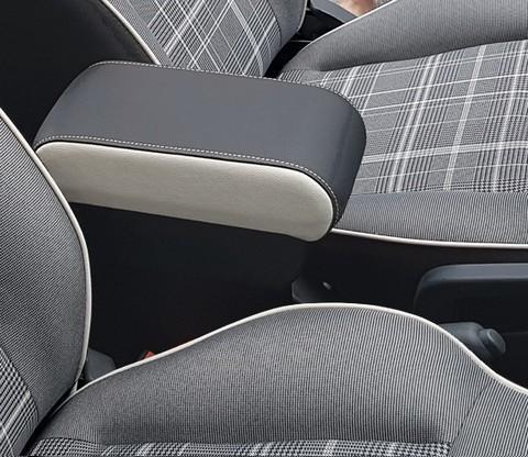 Mittelarmlehne für Fiat 500 in der Länge verstellbaren