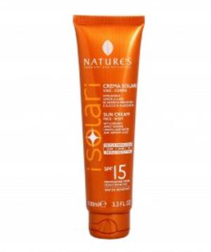 Crema Solare SPF15  Travel Size100ml