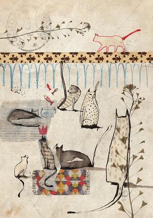Francesca Mariani, Stampa firmata: Cats.