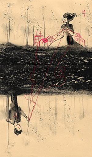 Francesca Mariani, Stampa firmata: Fil Rouge.