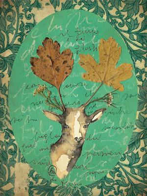Francesca Mariani, Stampa firmata: Wunder Deer.