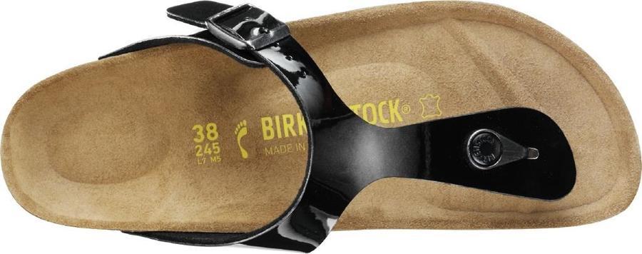 Birkenstock - Gizeh - Black Patent
