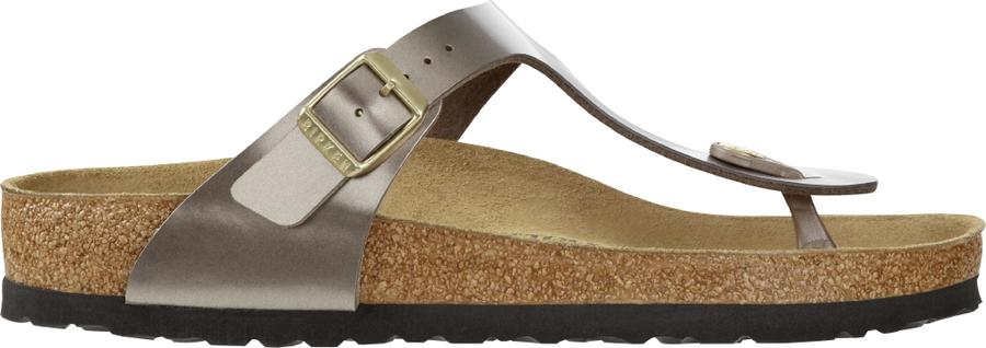 Birkenstock - Gizeh - Electric Metallic Taupe