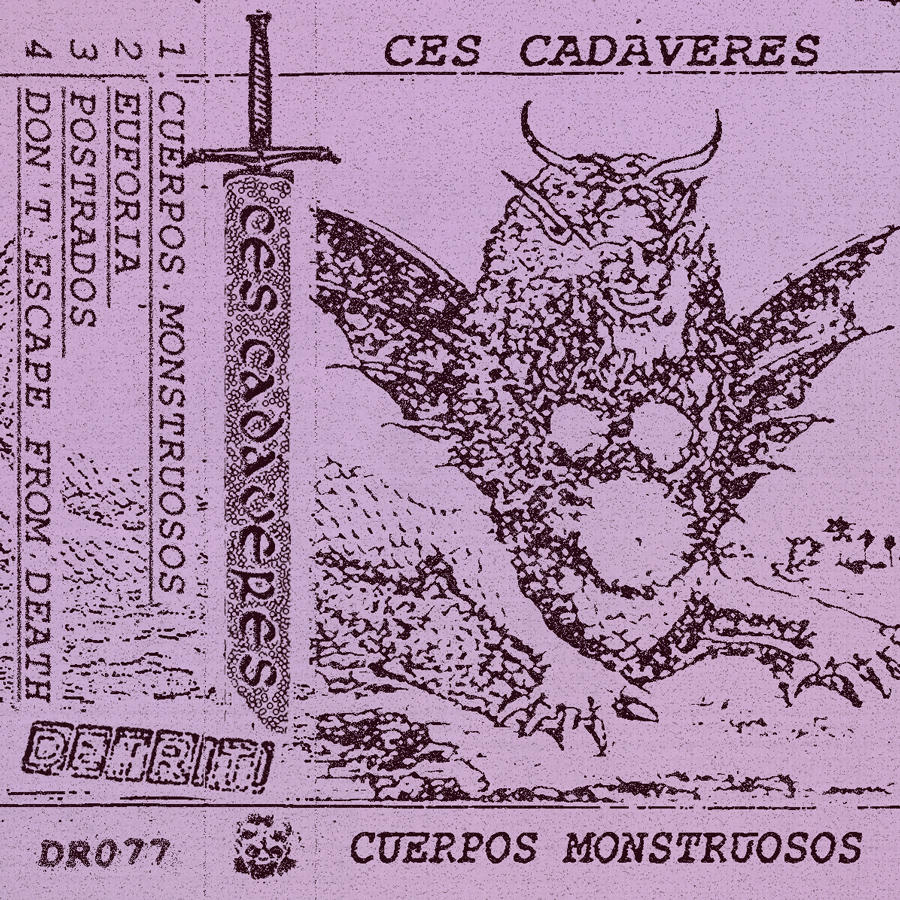 Ces Cadaveres - Cuerpos Monstruosos