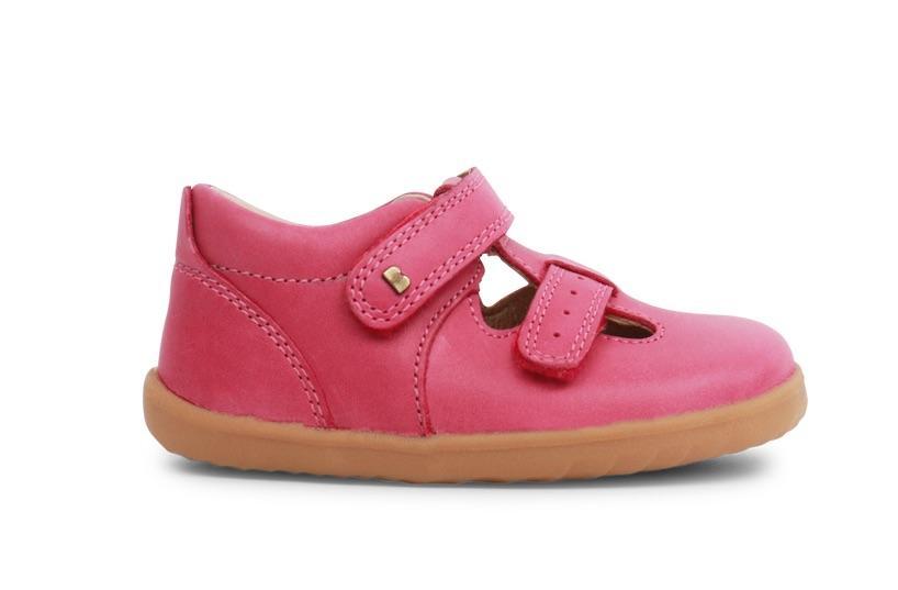 Bobux - Step Up - Jack & Jill - Pink