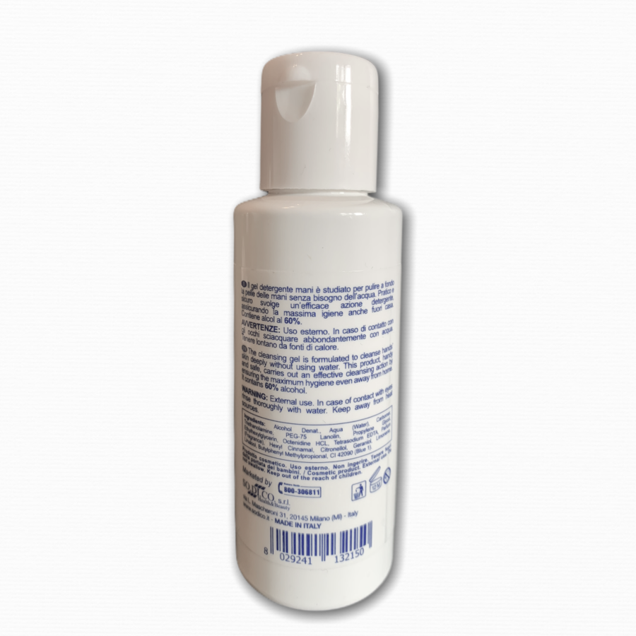 Igiene+ Gel Detergente Mani Ultra Protection - 50ml