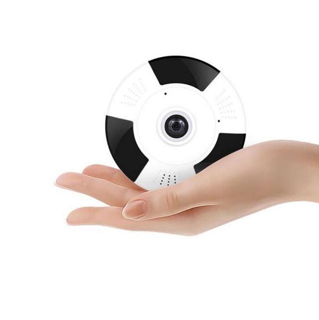 Videocamera di sicurezza wireless iHome Fusion 1080P 2.0MP 360°