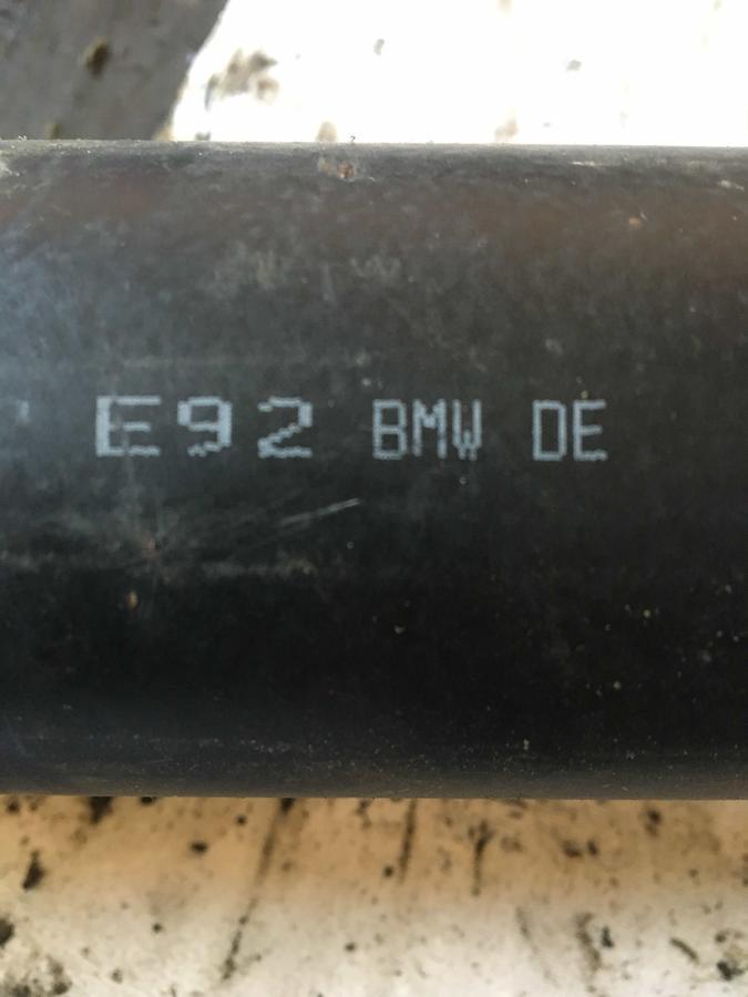 Albero Cardanico di Trasmissione BMW Serie 3 - 26107551199 - 7551199 - 26107527355 - 7527355