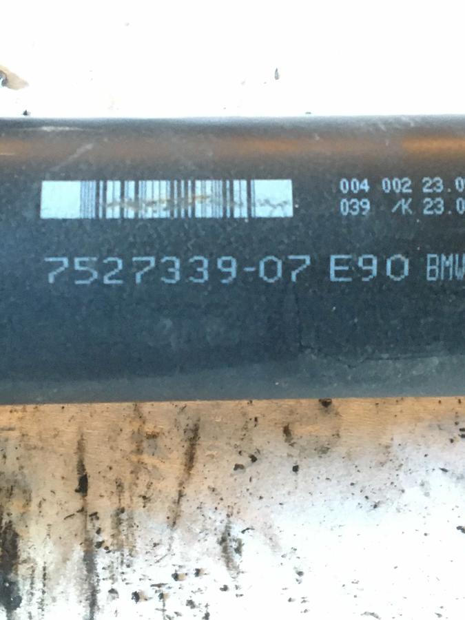 Albero Cardanico di Trasmissione BMW 320D E90 - 752733907