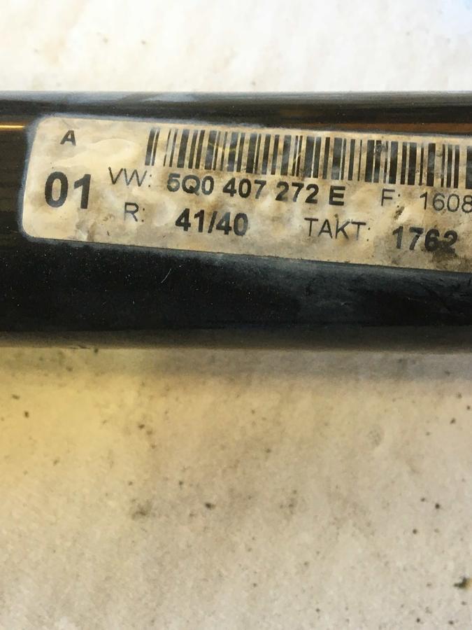 Semiasse Volkswagen Golf 7/Audi A3 - 5Q0407272E