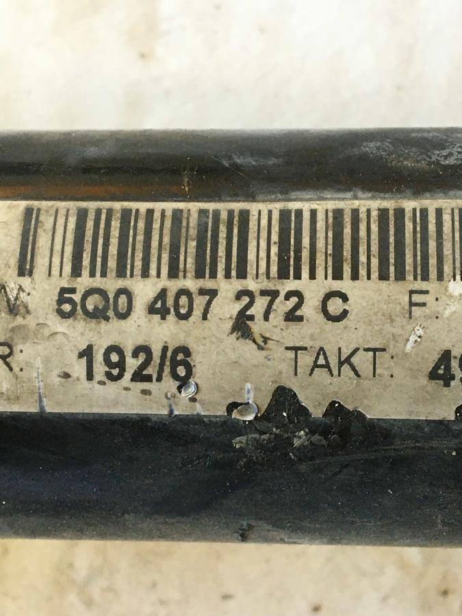 Semiasse Volkswagen Golf 7/Audi A3 - 5Q0407272C