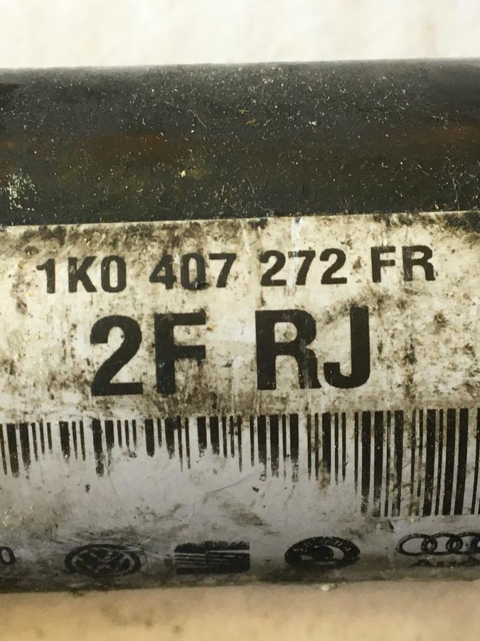 Semiasse Volkswagen Golf 5/Audi A3 - 1K0407272FR