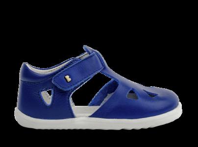 Bobux - Step Up - Zap - Blueberry