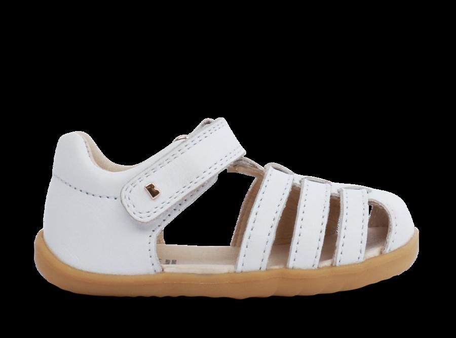 Bobux - Step Up - Jump - White