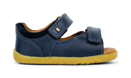 Bobux - Step Up - Driftwood - Navy