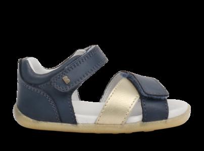 Bobux - Step Up - Sail - Navy Gold