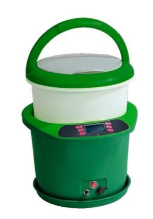 Nuovo Cacciazan 16 LT Nebulizzatore Antizanzare ed Insetti Molesti + Repellente Naturale in Omaggio