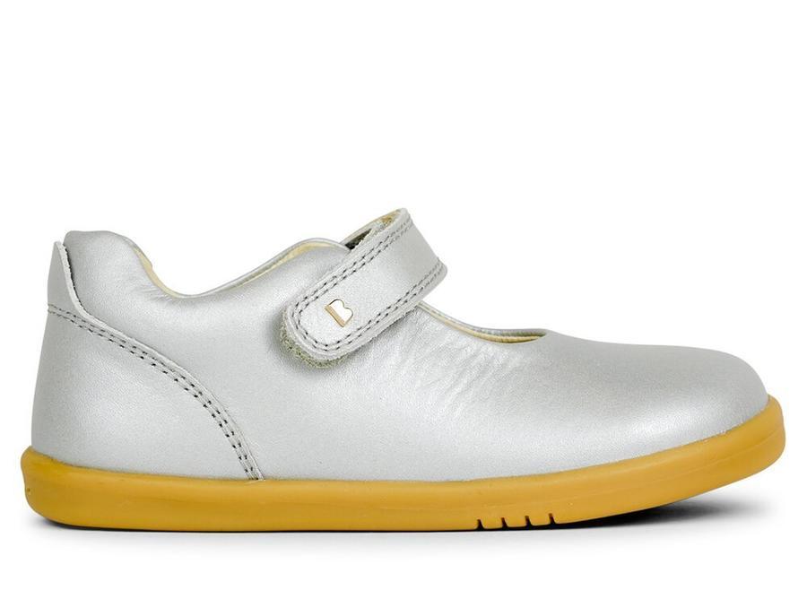 Bobux - I-Walk - Delight - Silver