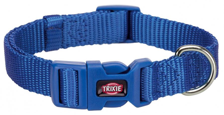 Trixie Collare Regolabile Per Cani Taglia Piccola Cuccioli XXS Blu 15-25 cm