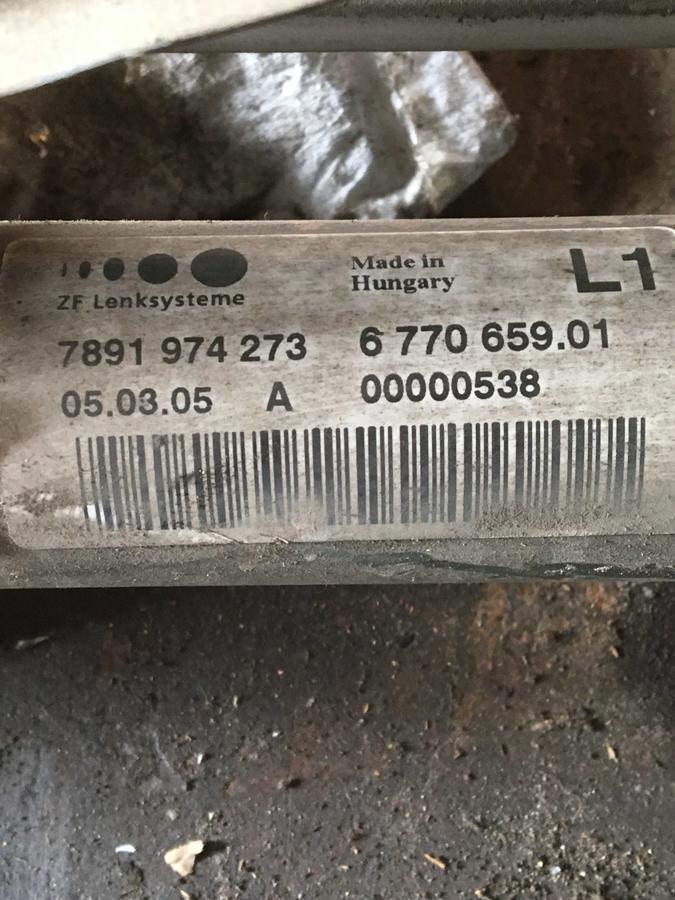 Scatola Sterzo BMW Mini - 7891974273