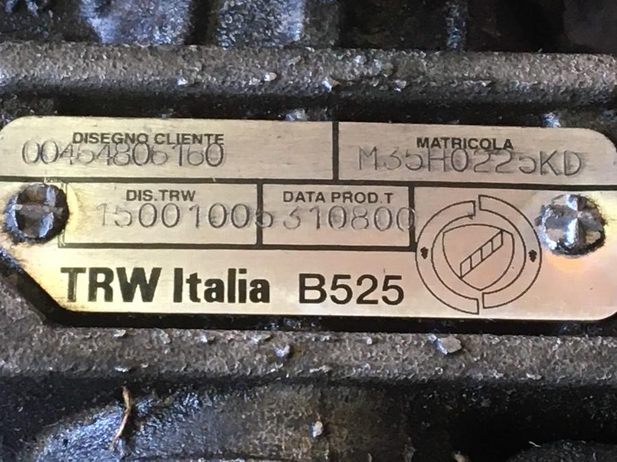 Scatola Sterzo Fiat Bravo/Punto  - 464806160