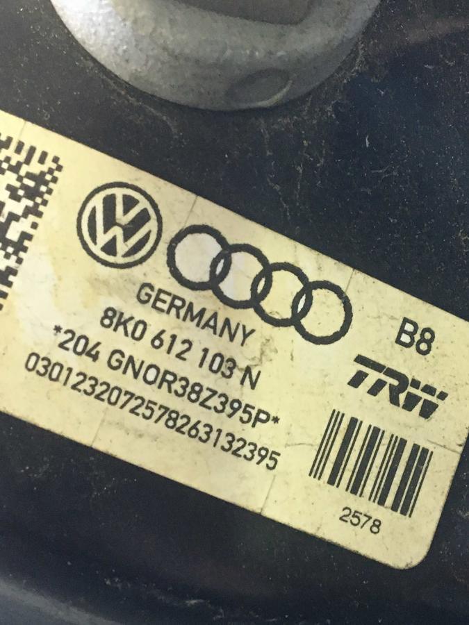 Servofreno completo Audi A4 - 8K0612103N
