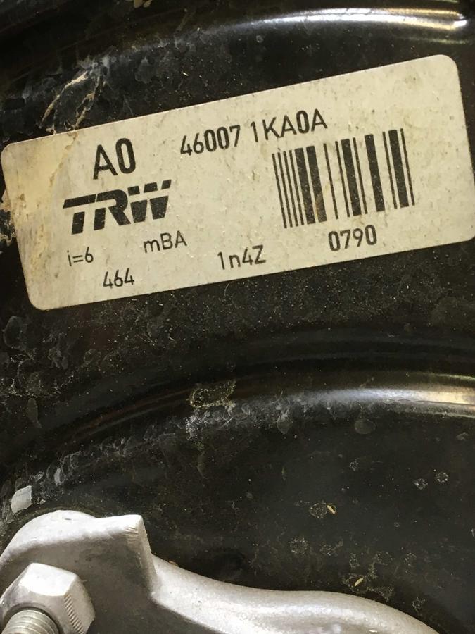 Servofreno completo Nissan Juke - 460071KA0A