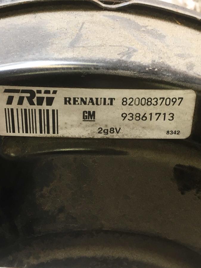 Servofreno completo Renault/Opel Trafic/Vivaro - 8200837097