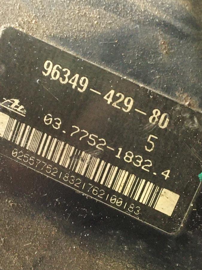 Servofreno completo Peugeot 206 - 96349-429-80